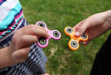 I fidget spinner sono utili per la concentrazione