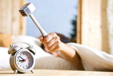 Ogni età necessita di un sonno su misura, da 16 a 7 ore
