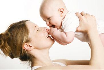 Per la festa della mamma il regalo più bello è la salute dei figli
