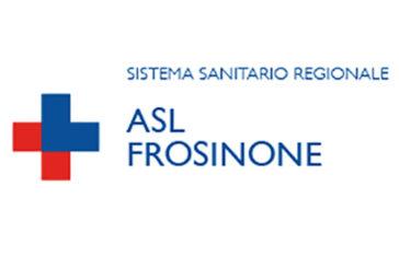 ASL Frosinone: avviso tirocini e progetti formativi di aggiornamento