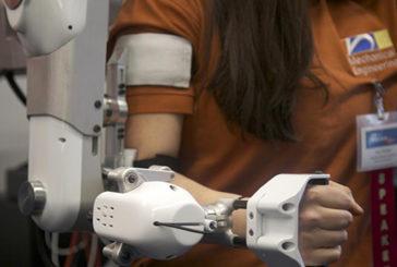 Marche, prima scuola europea a usare robot riabilitatori