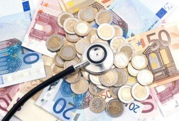 Un paziente su 10 spende fino a 1000 euro al mese per la salute