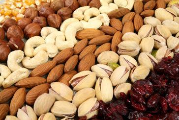Frutta secca anti-obesità: noci, mandorle e pistacchi aiutano a ridurre peso