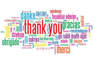 """Giornata della gratitudine, dire """"grazie"""" aiuta corpo e mente"""
