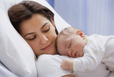La qualità del sonno dei bambini è collegata a quella della madre