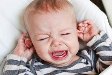 Otite media acuta, i consigli ai genitori da parte dei pediatri