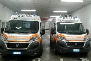 Carpi, dal 30 Ottobre due ambulanze h24, 7 giorni su 7