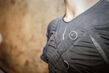 Monitoraggio cardio-respiratorio grazie a una t-shirt