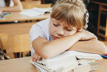Nei ragazzi, ansia e depressione maggiore se si va a scuola troppo presto