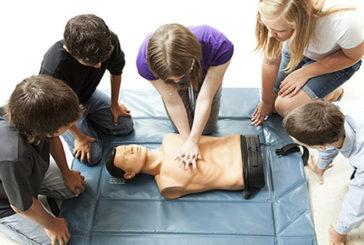 Al via le lezioni di primo soccorso nella scuola dell'obbligo