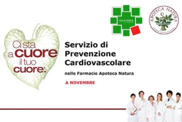 Novembre è il mese della prevenzione cardiovascolare