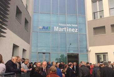 Presentato il nuovo Palazzo della Salute Martinez di Pegli