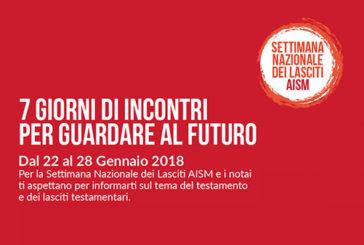 """AISM lancia una nuova campagna lasciti """"Tu sei futuro"""""""