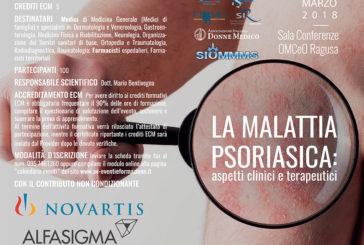 La malattia psoriasica: aspetti clinici e terapeutici