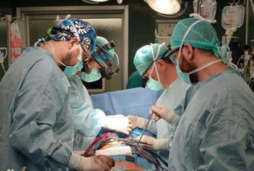 San Martino, donati gli organi di una bambina di nove anni