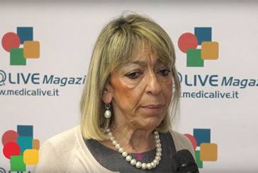 Alla settimana Reumatologica Siciliana 2018, la dott.ssa Battaglia