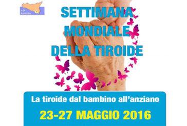 """ASP Ragusa, fino al 27 maggio la """"Settimana mondiale della Tiroide"""""""