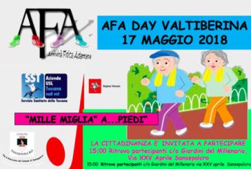 """Arezzo – """"AFA Day"""" in Valtiberina, il 17 maggio ginnastica ai giardini"""