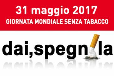 Azienda Usl Toscana Sud Est, Giornata mondiale senza tabacco