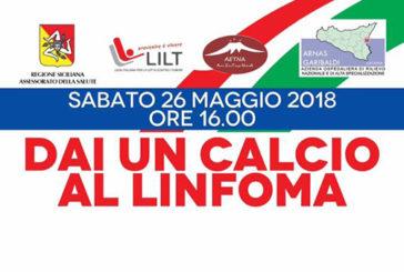 """Catania, """"Un calcio al linfoma"""": giunta alla quinta edizione la sfida della Lilt"""
