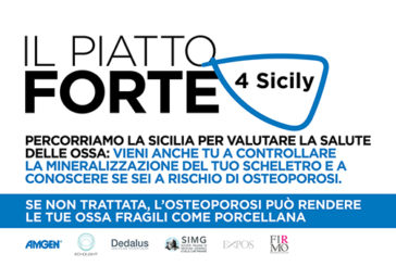 Firmo promuove in Sicilia campagna contro osteoporosi