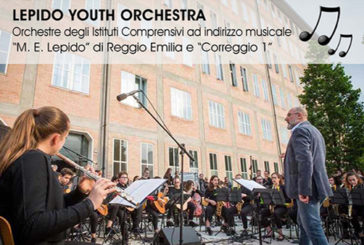 """""""Lepido Youth Orchestra"""" in concerto in onore del Mire e dei piccoli ricoverati"""