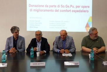 Ospedale Città di Castello, da Sogepu donazione di 39.000 euro