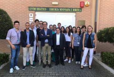 Grosseto, al Misericordia il primo corso di Chirurgia robotica in Ginecologia