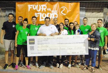 """Gran finale del torneo """"Four On the Floor"""" venerdì a San Martino in Rio"""