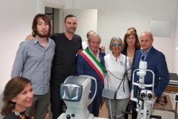 Castiglione del Lago, donazione dell'Associazione Azzurro per l'Ospedale