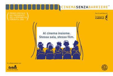 """Cinema senza Barriere®, inaugura """"Una storia senza nome"""" di Andò"""