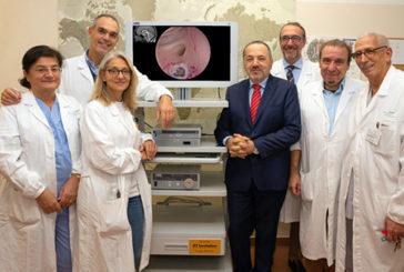 Donata alla Neurochirurgia del Santa Maria Nuova una colonna per neurochirurgia endoscopica