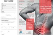Spondiloartriti e Dolore Lombare – Linee guida per diagnosi e terapia