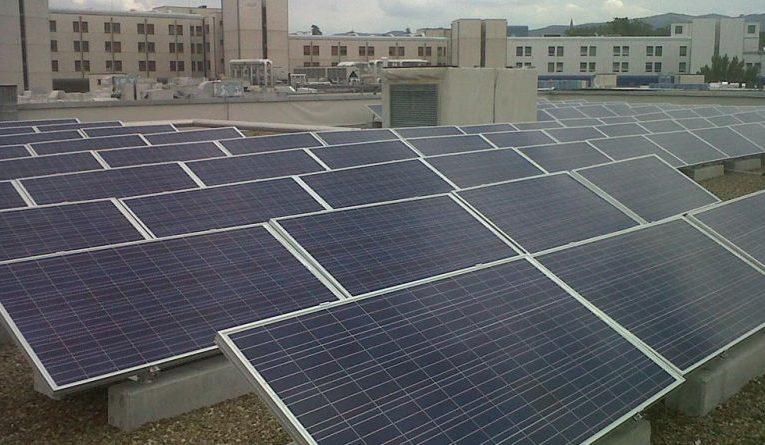 Efficienze energetiche - Ospedale San Donato