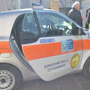 smart car Arezzo