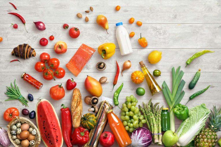 Alimentazione e stile di vita sano