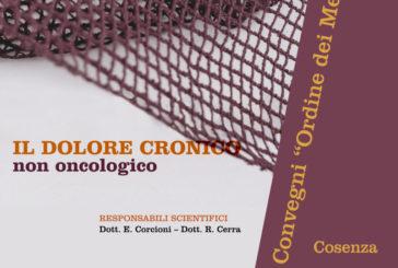 IL DOLORE CRONICO NON ONCOLOGICO