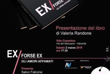 Ex / Forse Ex. Il nuovo libro di Valeria Randone sugli Amori affamati e… tossici