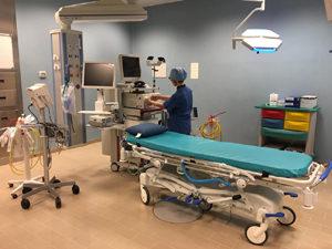 Endoscopia potenziata all'Ospedale di Mirandola: via agli esami in sedazione profonda