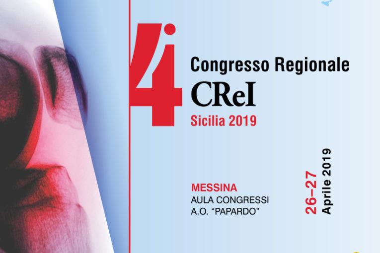 Reumatologia: a Messina il 26 e 27 Aprile il 4° congresso regionale del CReI Sicilia