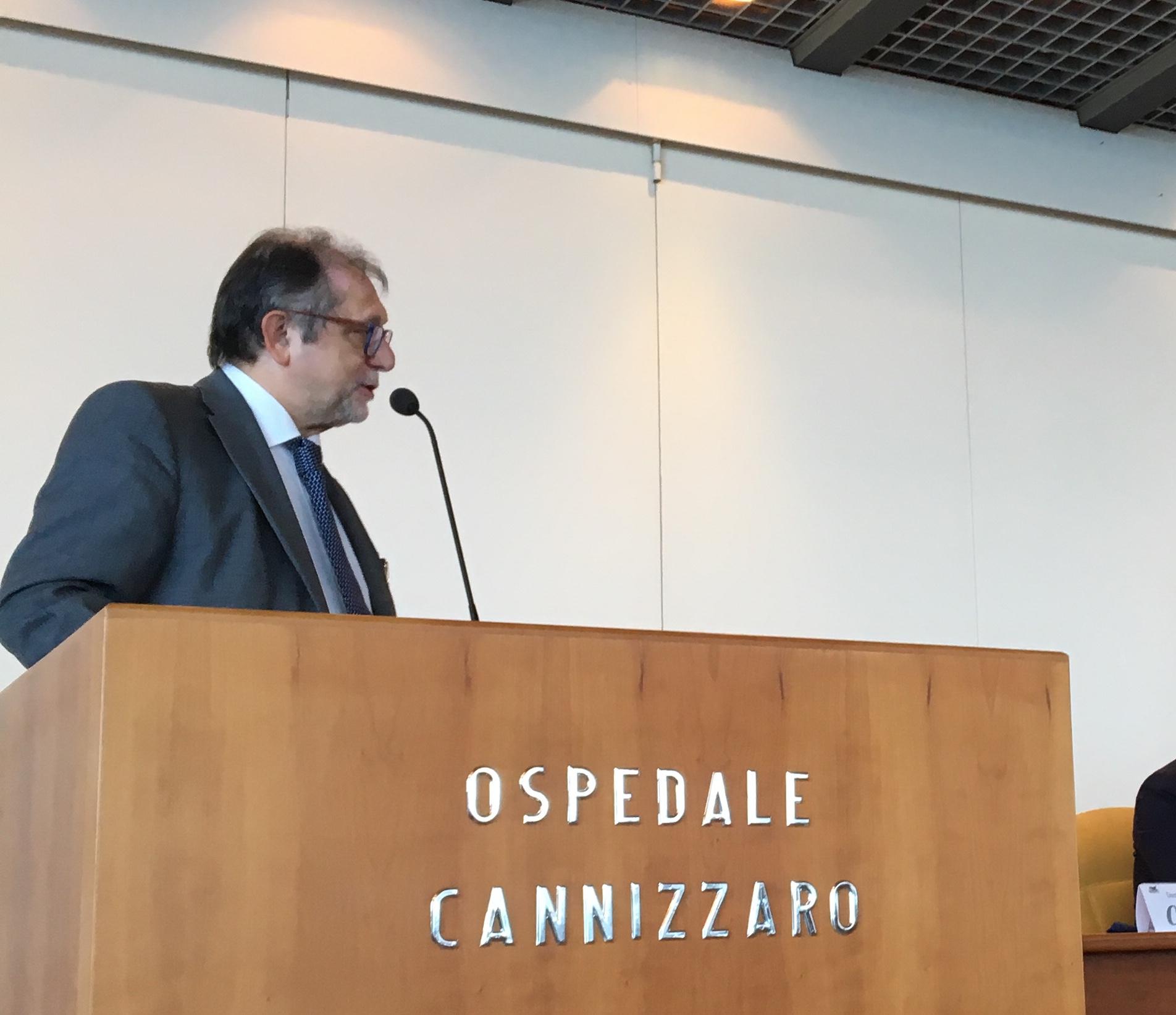 Cannizzaro di Catania nuovo reparto di malattie infettive - Foto evento 02