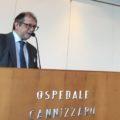Cannizzaro di Catania nuovo reparto di malattie infettive - Evento foto di apertura