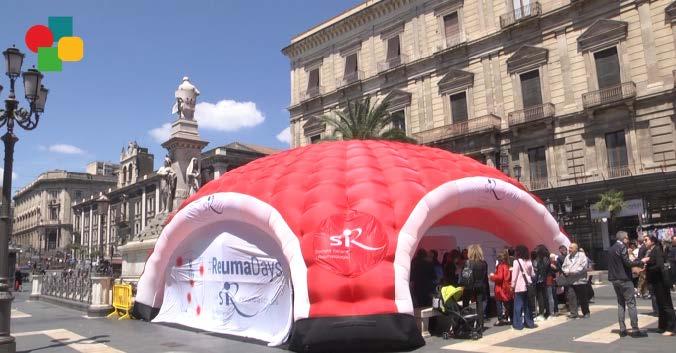"""Reumadays abbiamo parlato di Reumatologia in Sicilia come mai fatto negli ultimi 20 anni"""""""