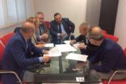Accordo di collaborazione tra Ospedale Perugia e USL Umbria1 per superare criticità servizi assistenziali e tecnico-amministrative.