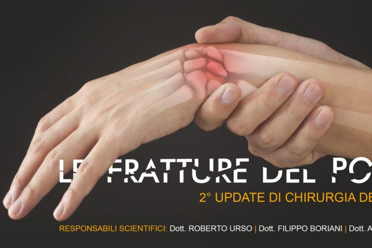 2° Update di Chirurgia della mano a Bologna. Tema le fratture di polso