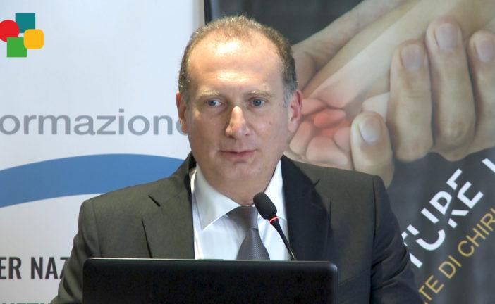 Chirurgia delle fratture di polso con fissatore esterno assiale (FEA), intervista al dott. Urso