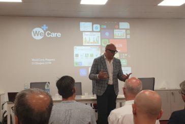 """App """"We+Care"""" per rinnovare il rapporto operatori, pazienti e familiari."""