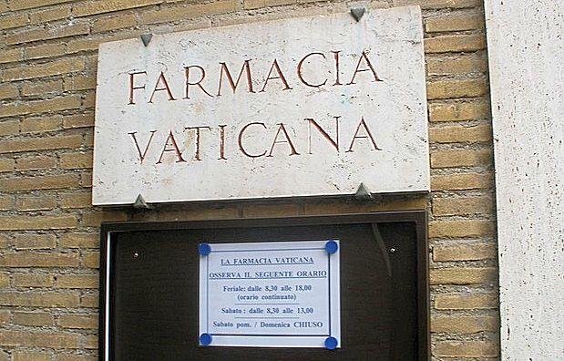 Farmacia Vaticana - Robot