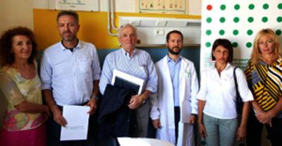 Cure palliative in Ospedale