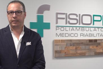 Inaugurazione Fisiopiù a Terlizzi, intervista al dott. Gaetano Minutillo